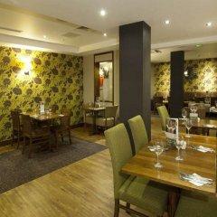 Отель Premier Inn London Waterloo питание