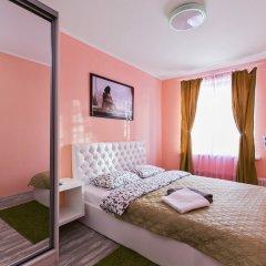 Гостиница MaxRealty24 Putilovka, Geroev Panfilovcev 9k1 комната для гостей фото 4
