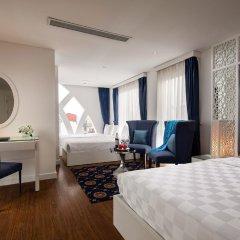Отель Church Boutique Hotel 58 Hang Gai Вьетнам, Ханой - отзывы, цены и фото номеров - забронировать отель Church Boutique Hotel 58 Hang Gai онлайн комната для гостей фото 2