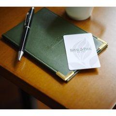 Отель Royal Park Hotel Япония, Токио - отзывы, цены и фото номеров - забронировать отель Royal Park Hotel онлайн удобства в номере фото 2