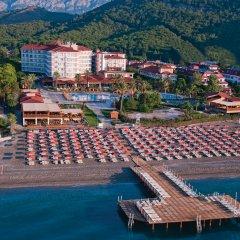 Akka Alinda Турция, Кемер - 3 отзыва об отеле, цены и фото номеров - забронировать отель Akka Alinda онлайн пляж фото 2