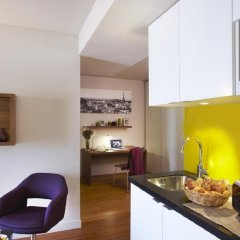 Отель Citadines Les Halles Paris Франция, Париж - 3 отзыва об отеле, цены и фото номеров - забронировать отель Citadines Les Halles Paris онлайн в номере фото 2