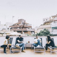 Отель The Urban Suites Испания, Барселона - 1 отзыв об отеле, цены и фото номеров - забронировать отель The Urban Suites онлайн балкон