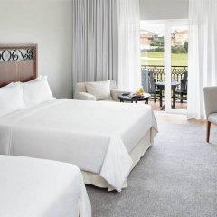 Отель Praia D'El Rey Marriott Golf & Beach Resort комната для гостей фото 3