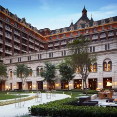 Отель The Ritz-Carlton, Tianjin