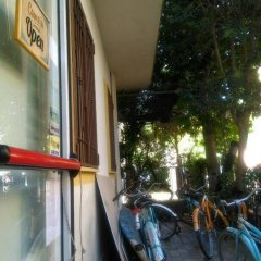 Jammin' Hostel Rimini парковка