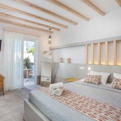 Отель Alexander Studios & Suites - Adults Only комната для гостей фото 6