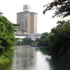 Отель Wataya Besso Кашима приотельная территория фото 2