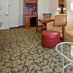 Отель Hilton Garden Inn Bloomington Блумингтон комната для гостей фото 2