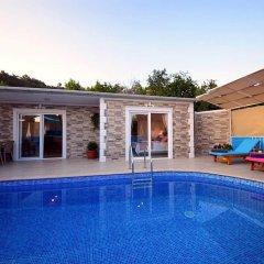 Villa Tamer Турция, Патара - отзывы, цены и фото номеров - забронировать отель Villa Tamer онлайн бассейн фото 3