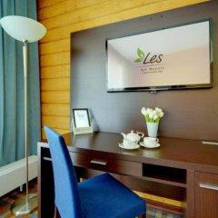Гостиница LES Art Resort в Дорохово отзывы, цены и фото номеров - забронировать гостиницу LES Art Resort онлайн удобства в номере фото 2