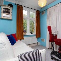 Отель Veeve - Perfect Portobello Великобритания, Лондон - отзывы, цены и фото номеров - забронировать отель Veeve - Perfect Portobello онлайн комната для гостей фото 4