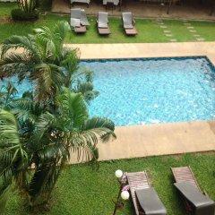 Отель Nanai Residence бассейн фото 2