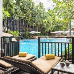 Отель Centara Anda Dhevi Resort and Spa балкон