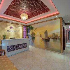 Beach Hotel Apartment интерьер отеля фото 8