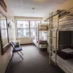 Отель HI Washington DC - Hostel США, Вашингтон - 2 отзыва об отеле, цены и фото номеров - забронировать отель HI Washington DC - Hostel онлайн комната для гостей фото 2