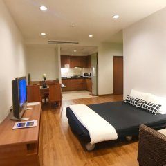 Отель Patio Luxury Suites комната для гостей