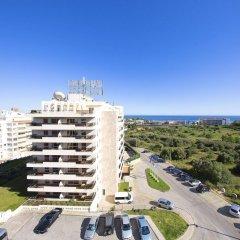 Отель Interpass Vau Hotel Apartamentos Португалия, Портимао - отзывы, цены и фото номеров - забронировать отель Interpass Vau Hotel Apartamentos онлайн балкон
