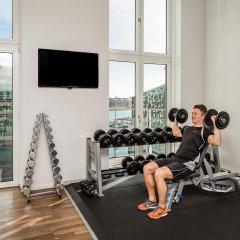 Отель Copenhagen Island фитнесс-зал фото 2