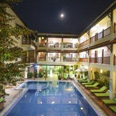Отель Green Heaven Hoi An Resort & Spa Хойан бассейн фото 3