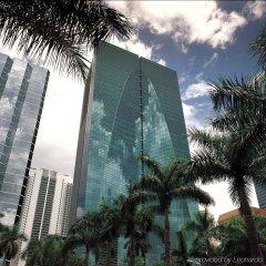Отель Conrad Miami пляж фото 2