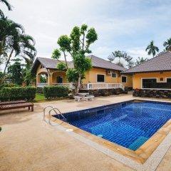 Отель 5 Bedrooms Pool Villa Behind Phuket Z00 Таиланд, Бухта Чалонг - отзывы, цены и фото номеров - забронировать отель 5 Bedrooms Pool Villa Behind Phuket Z00 онлайн бассейн фото 2