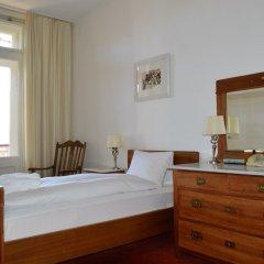 Отель Snow & Mountain Resort Schatzalp Швейцария, Давос - отзывы, цены и фото номеров - забронировать отель Snow & Mountain Resort Schatzalp онлайн комната для гостей фото 2