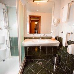 Гостиница Амбассадор ванная
