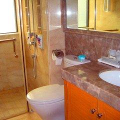 Апартаменты She & He Service Apartment - Huifeng ванная