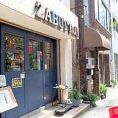 Hostel & Coffee Shop Zabutton Токио фото 12