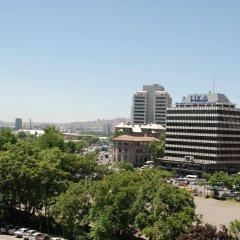 Mithat Турция, Анкара - 2 отзыва об отеле, цены и фото номеров - забронировать отель Mithat онлайн балкон