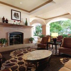 Embassy Suites Hotel Milpitas-Silicon Valley интерьер отеля