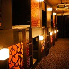 Отель Centurion Cabin & Spa – Caters to Women (отель для женщин) Япония, Токио - отзывы, цены и фото номеров - забронировать отель Centurion Cabin & Spa – Caters to Women (отель для женщин) онлайн интерьер отеля фото 2