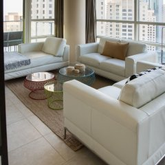 Отель HiGuests Vacation Homes - Al Sahab 2 интерьер отеля фото 3