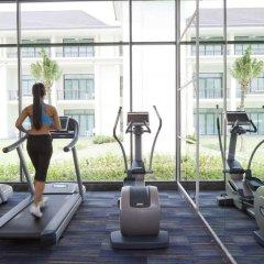 Отель U Sathorn Bangkok фитнесс-зал