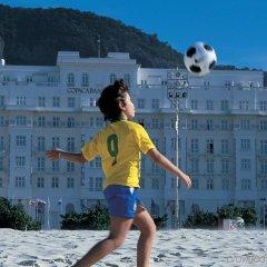 Отель Belmond Copacabana Palace фото 11
