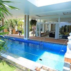 Апартаменты Ruby Luxury Apartments бассейн