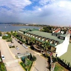 Hegsagone Marine Asia Турция, Гебзе - отзывы, цены и фото номеров - забронировать отель Hegsagone Marine Asia онлайн пляж