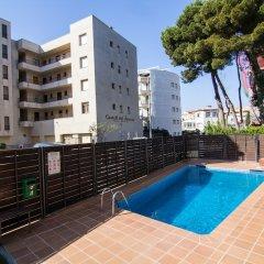 Отель Agi Torre Quimeta Испания, Курорт Росес - отзывы, цены и фото номеров - забронировать отель Agi Torre Quimeta онлайн бассейн
