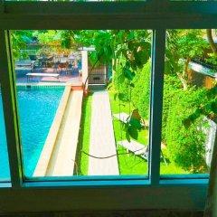 Отель Tamnak Villa Таиланд, Паттайя - отзывы, цены и фото номеров - забронировать отель Tamnak Villa онлайн комната для гостей фото 3
