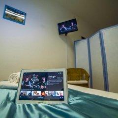 Отель B&B La Porticella сейф в номере