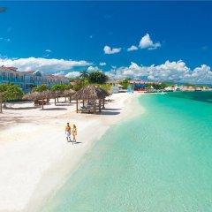 Отель Sandals Montego Bay - All Inclusive - Couples Only пляж фото 2