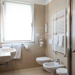 Отель Montereale Италия, Порденоне - отзывы, цены и фото номеров - забронировать отель Montereale онлайн ванная