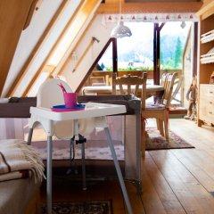 Отель InspiroApart Giewont Lux - Sauna i Basen Косцелиско гостиничный бар