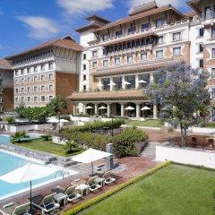 Отель Hyatt Regency Kathmandu Непал, Катманду - отзывы, цены и фото номеров - забронировать отель Hyatt Regency Kathmandu онлайн бассейн фото 3