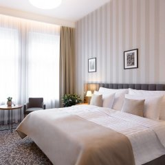 Hotel Schwaiger Прага комната для гостей
