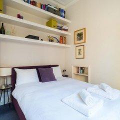 Отель Elegant Home near Kensington High Street Великобритания, Лондон - отзывы, цены и фото номеров - забронировать отель Elegant Home near Kensington High Street онлайн комната для гостей фото 2