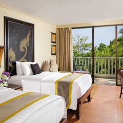 Отель Movenpick Resort & Spa Karon Beach Phuket 5* Улучшенный номер с различными типами кроватей фото 2
