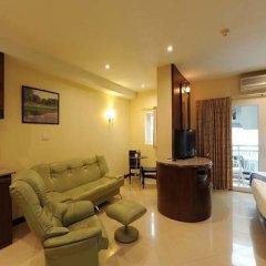 Отель Whitehouse Condotel Паттайя комната для гостей фото 4