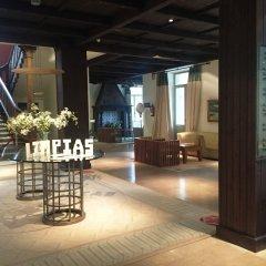 Отель Parador de Limpias интерьер отеля фото 3